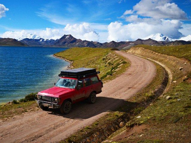 Roteiro de carro pelo Peru