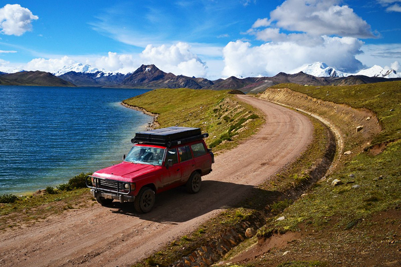 Como dirigir no Peru