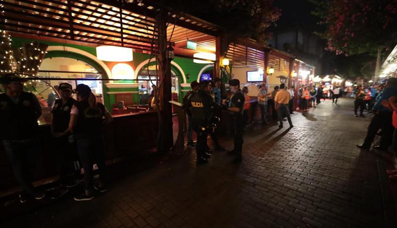 Calle San Ramón em Miraflores