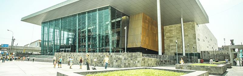 Gran Teatro Nacional em Lima