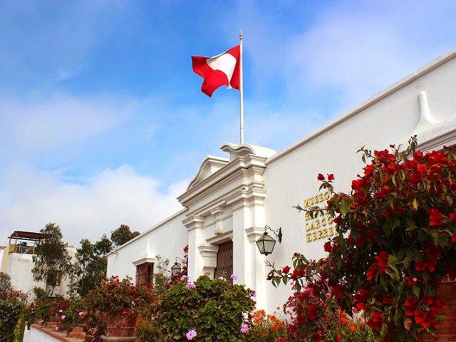 Museu Larco em Lima