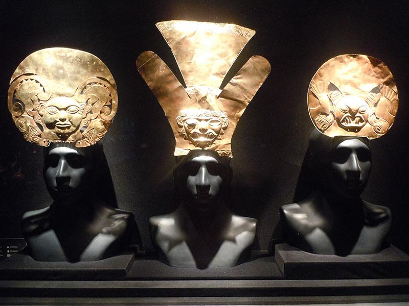 Acervo do Museu Larco em Lima