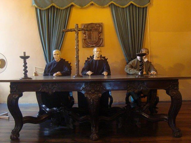 Museu da Inquisição e do Congresso em Lima