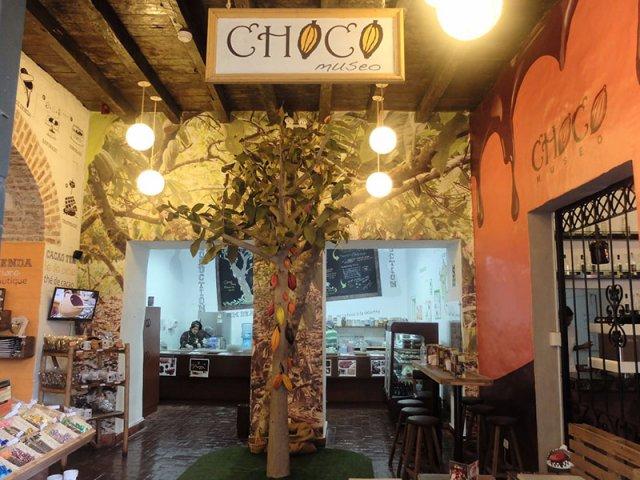 Museu do Chocolate em Lima