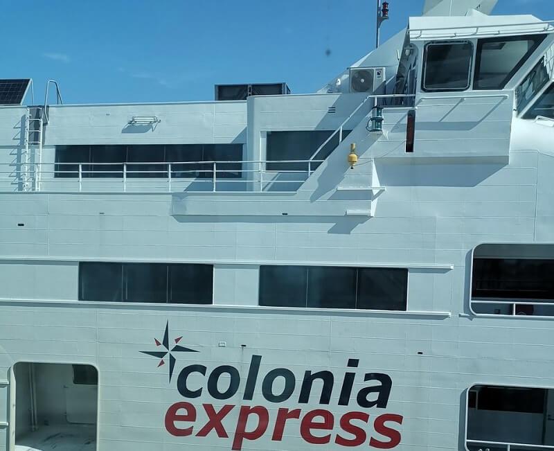 Viagens de ferries saindo do Uruguai