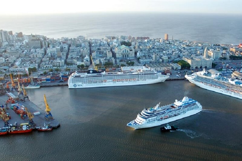 Porto de Montevidéu