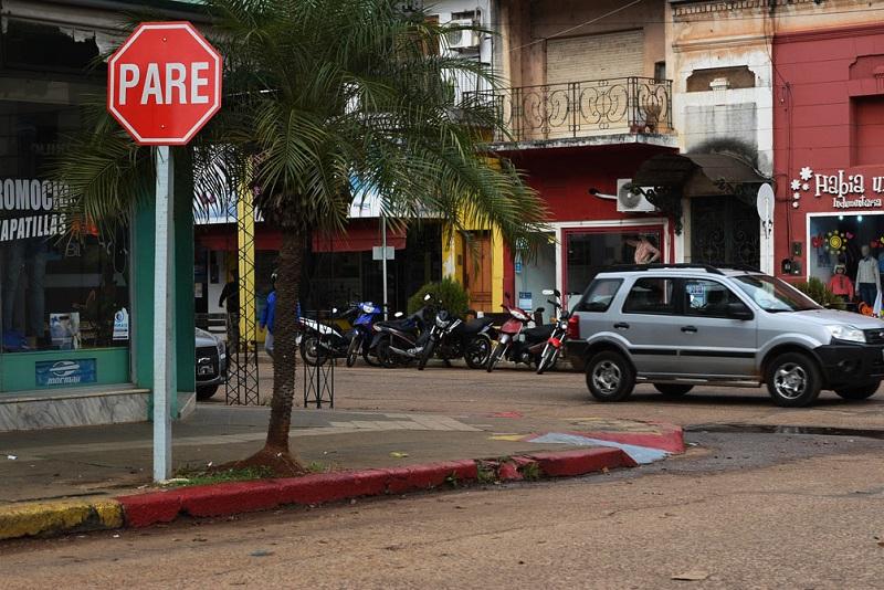 Regras de trânsito para Montevidéu e todo o Uruguai