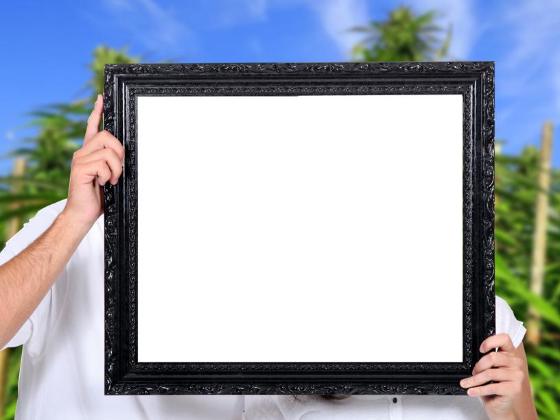 GP Blank Frame