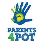 Parents4Pot logo
