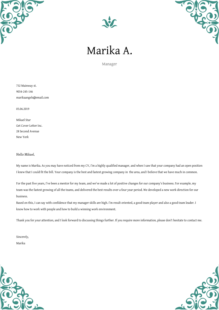 Accounting Clerk Cover Letter Sample & Template 2019 ...
