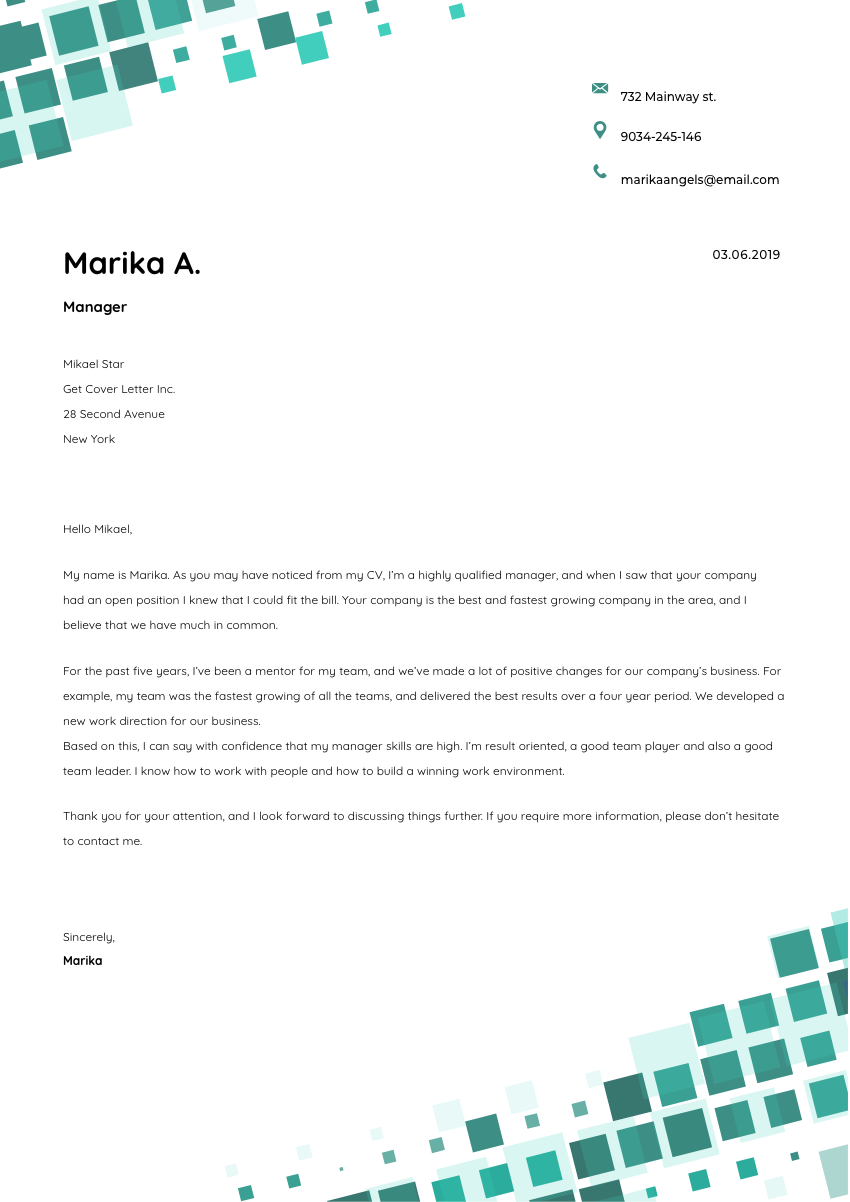 Retail Sales Associate Cover Letter Sample & Template 2019 ...
