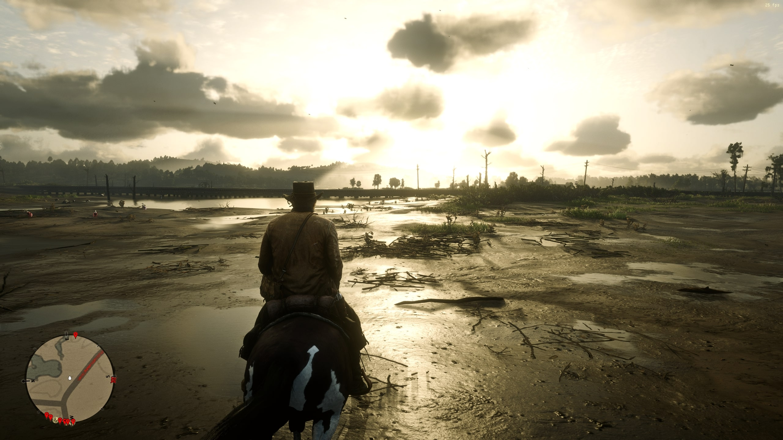 Red Dead Redemption 2 PC ReShade