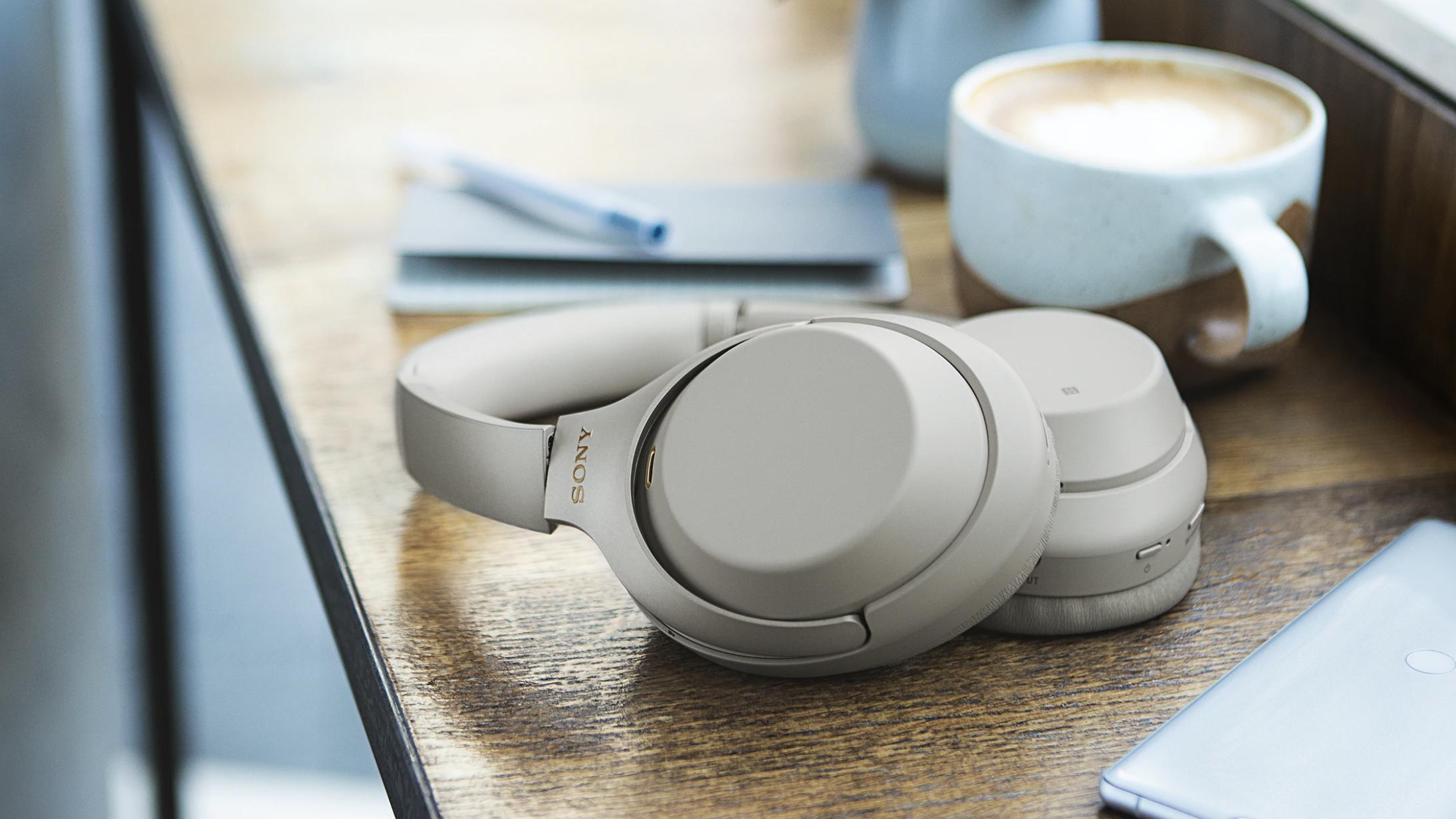 Sony WH1000XM3 noise canceling headphones