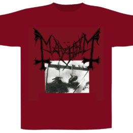 Mayhem Shortsleeve T-Shirt Deathcrush