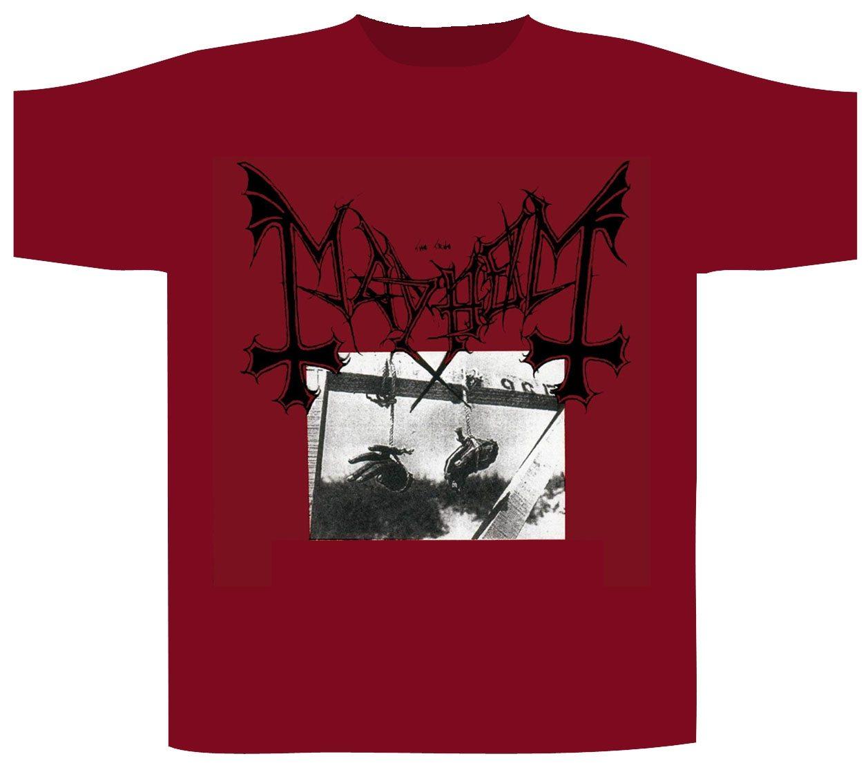 Mayhem Shortsleeve T-Shirt Deathcrush