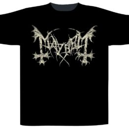 Mayhem Shortsleeve T-Shirt No Love No Hate