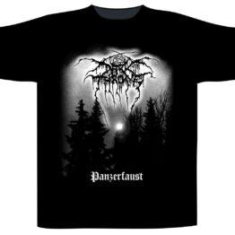 Dark Throne Shortsleeve T-Shirt Panzerfaust