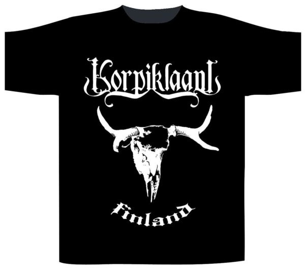 Korpiklaani Shortsleeve T-Shirt We Eat Iron