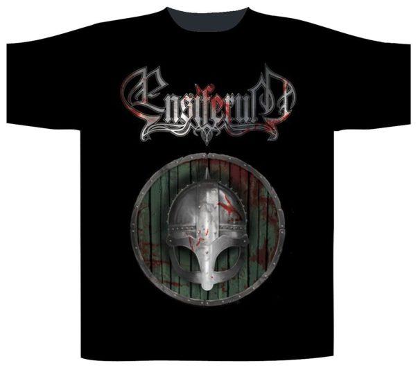 Ensiferum Shortsleeve T-Shirt Blood Is The Price Of Glory