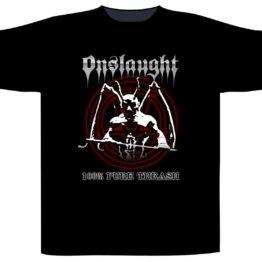 Onslaught Shortsleeve T-Shirt 100% Pure Thrash