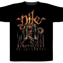 Nile Shortsleeve T-Shirt Black Seeds