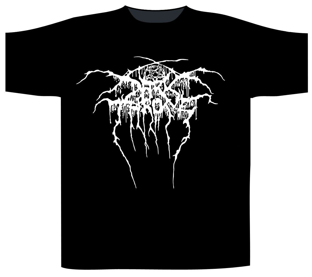 Dark Throne Shortsleeve T-Shirt Baphomet