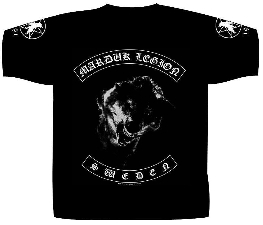 Marduk Shortsleeve T-Shirt Marduk Legion