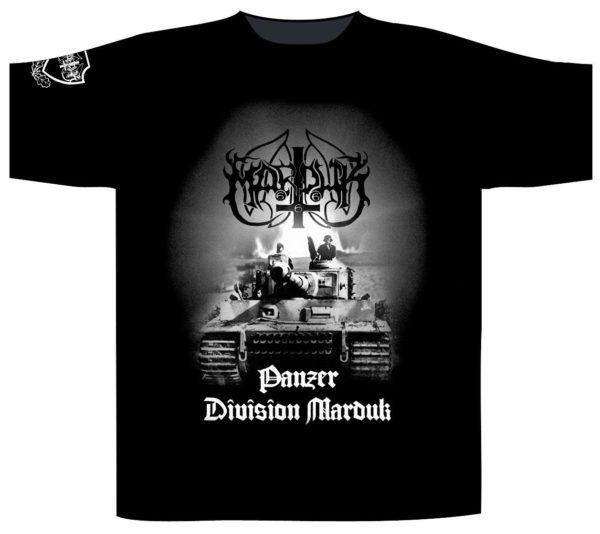 Marduk Shortsleeve T-Shirt Panzer 1999