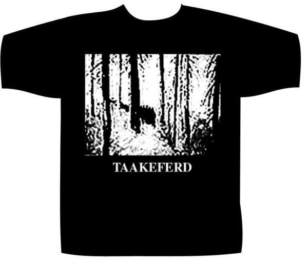 Dark Throne Shortsleeve T-Shirt Taakerferd/Under A Funeral Moon