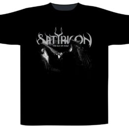 Satyricon Shortsleeve T-Shirt Age Of Nero