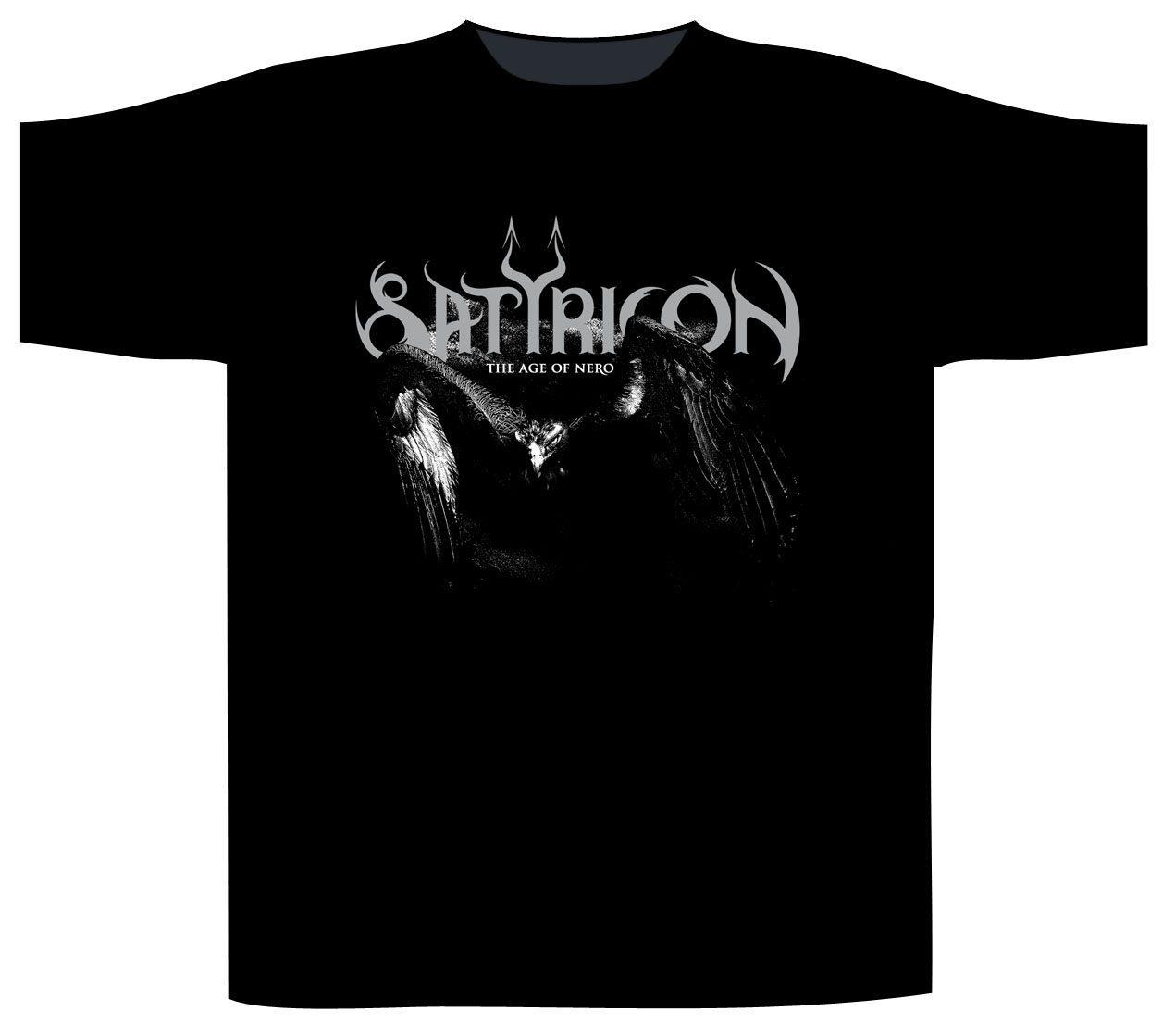 Satyricon Shortsleeve T-Shirt Age Of Nero