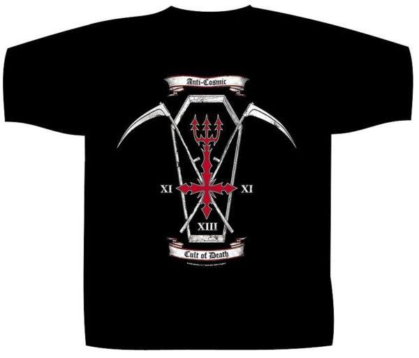 Dissection Shortsleeve T-Shirt Finis Omnium