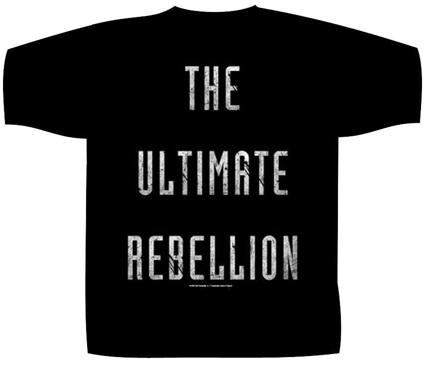 Dark Tranquillity Shortsleeve T-Shirt The Ultimate Rebellion