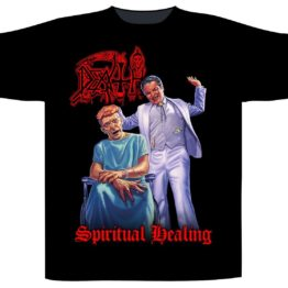 Death Shortsleeve T-Shirt Spiritual Healing