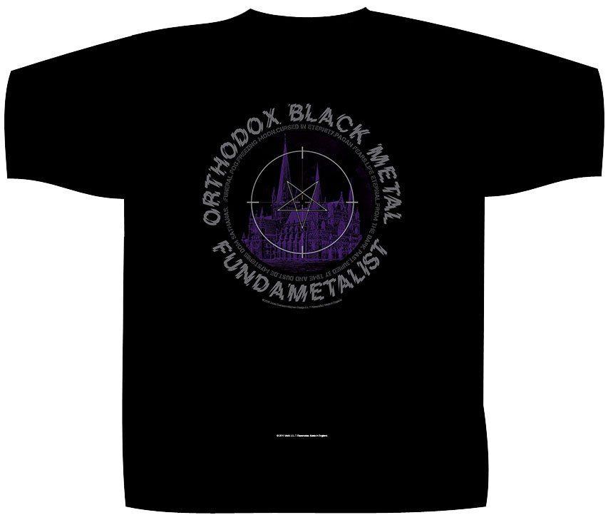 Mayhem Shortsleeve T-Shirt Orthodox
