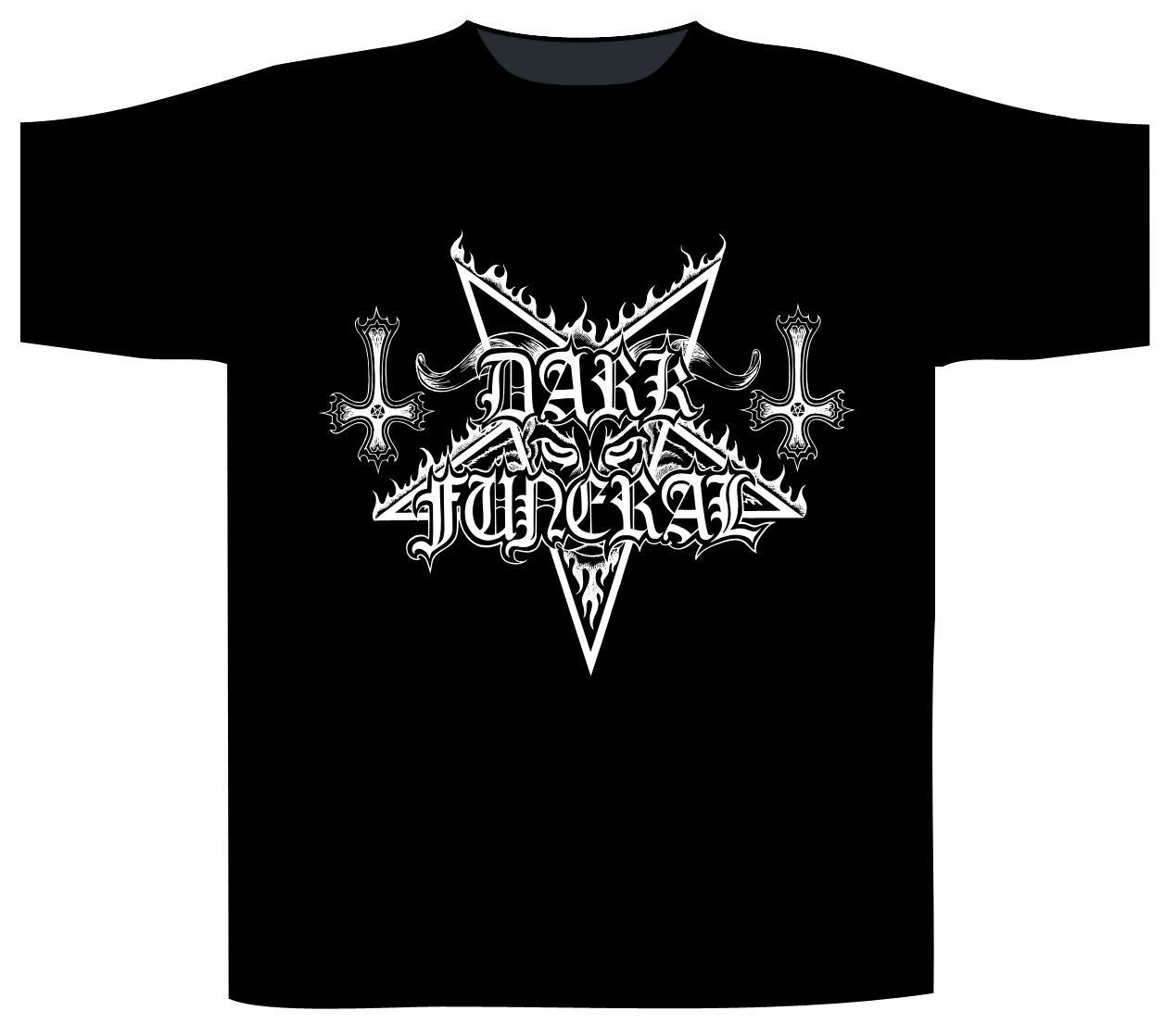 Dark Funeral Shortsleeve T-Shirt I Am The Truth