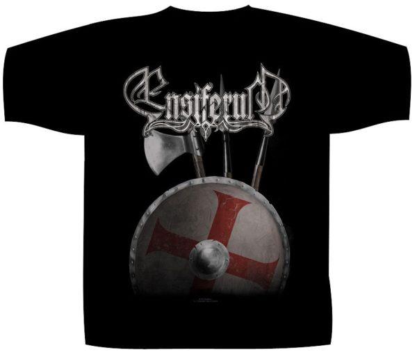 Ensiferum Shortsleeve T-Shirt Viking