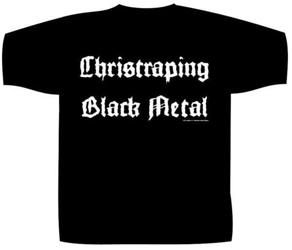 Marduk Shortsleeve T-Shirt Christ Raping Black Metal