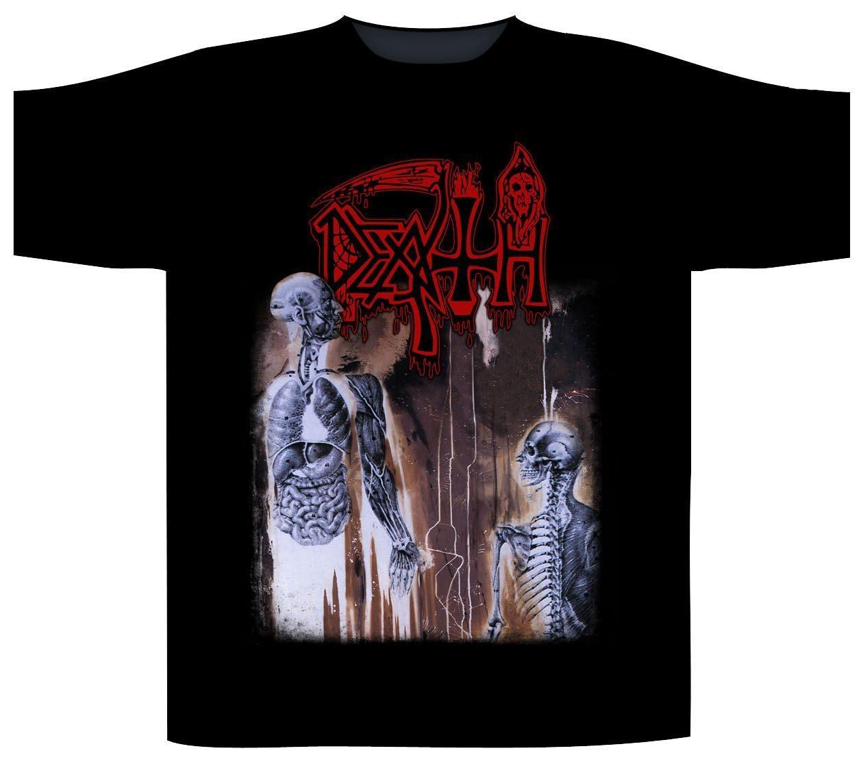Death Shortsleeve T-Shirt Human