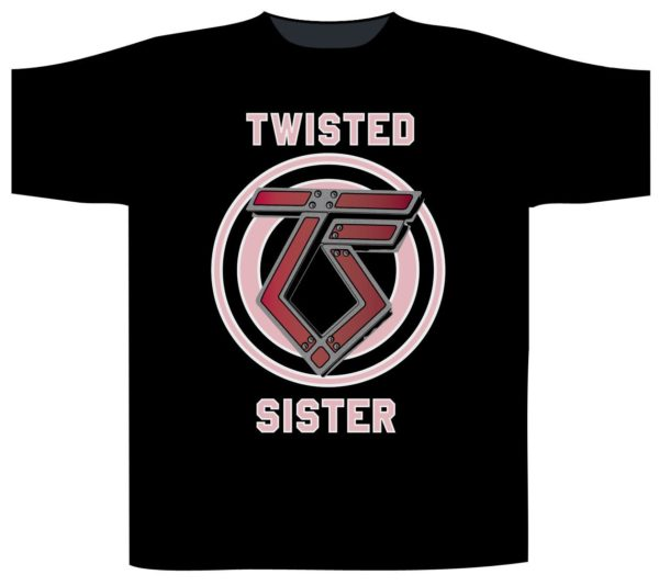 Twisted Sister Shortsleeve T-Shirt The Knife