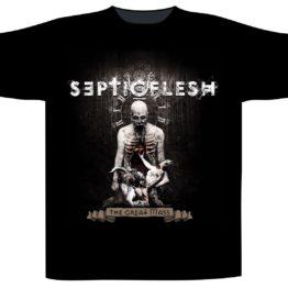 Septic Flesh Shortsleeve T-Shirt The Great Mass