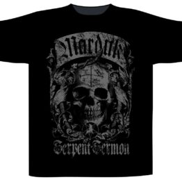 Marduk Shortsleeve T-Shirt Skull