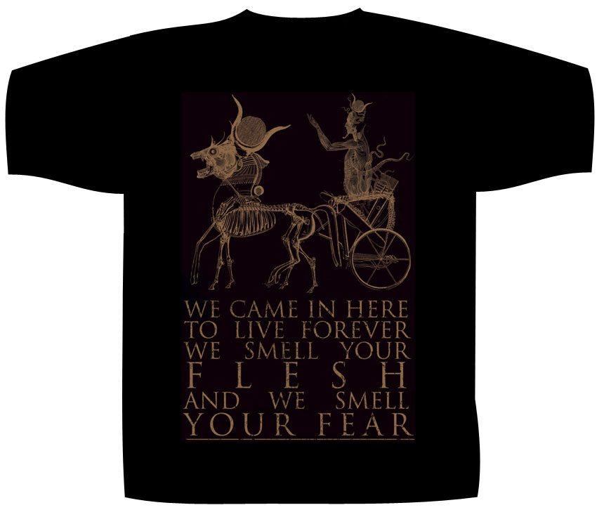 Septic Flesh Shortsleeve T-Shirt Communion