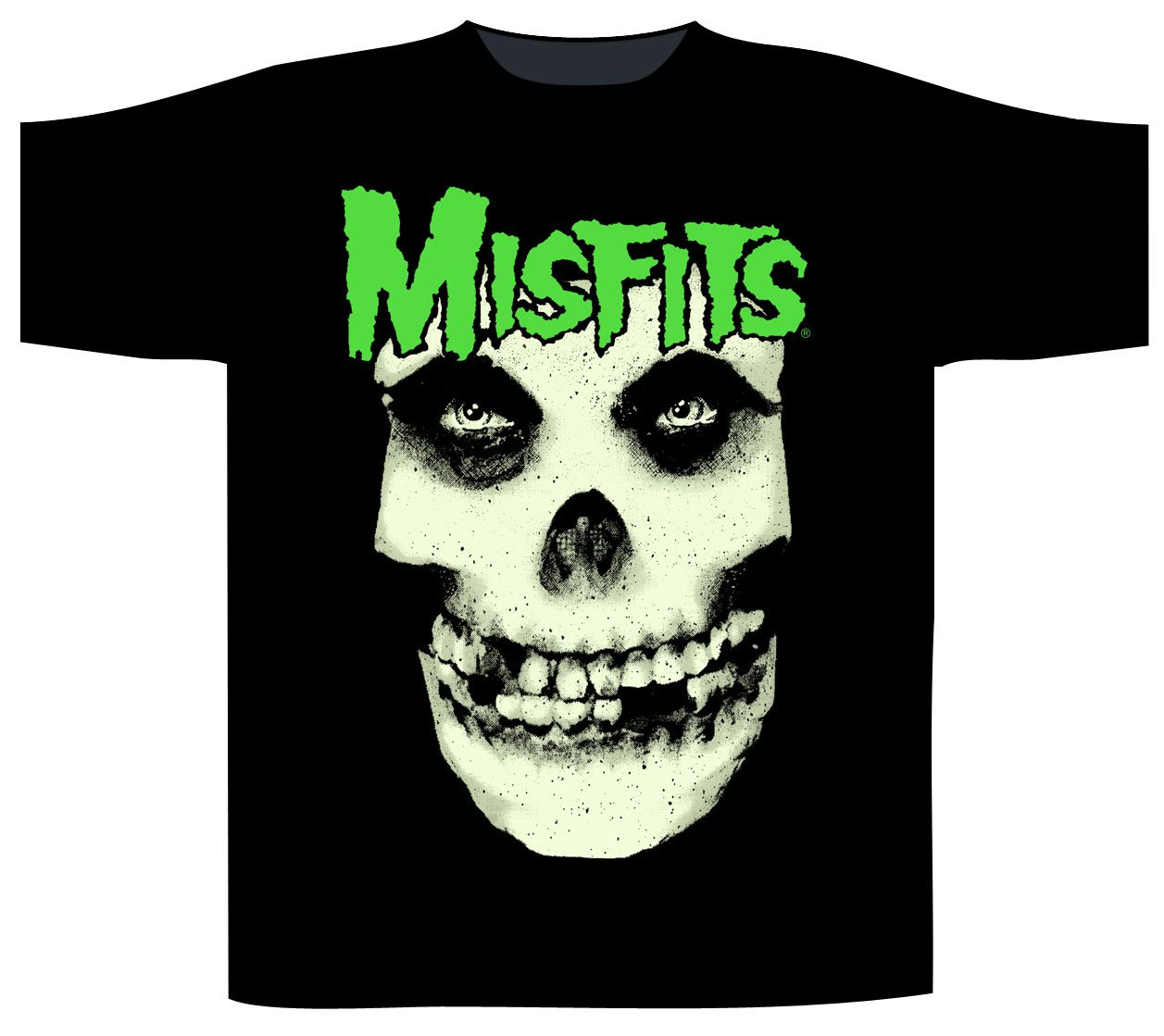Mistfits Shortsleeve T-Shirt Jarek Skull