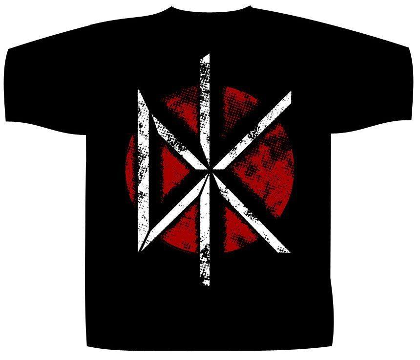 Dead Kennedys Shortsleeve T-Shirt In God We Trust