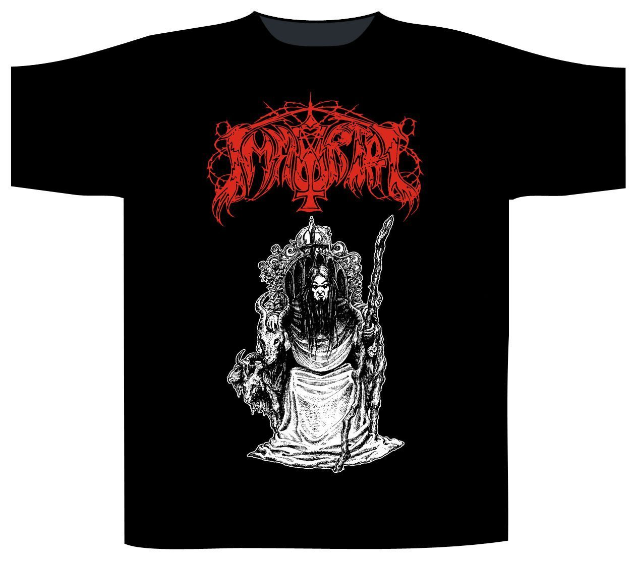 Immortal Shortsleeve T-Shirt Throne