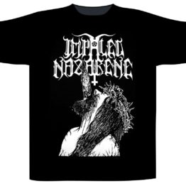 Impaled Nazarene Shortsleeve T-Shirt Fuck God And Fuck You
