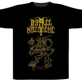 Impaled Nazarene Shortsleeve T-Shirt Let's Fucking Die