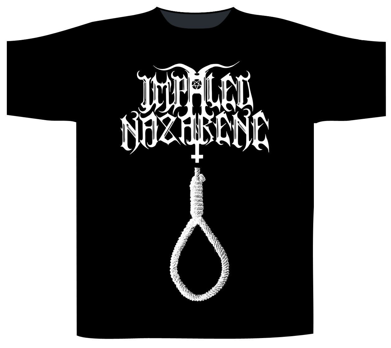 Impaled Nazarene T-Shirt Liberate Yourself From Life