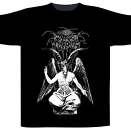Dark Throne T-Shirt Black Death Beyond Baphomet